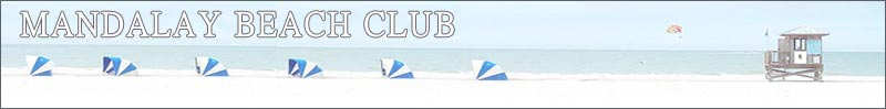 Mandalay Beach Club Home Page